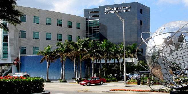 Sunny Isles Beach Government Center