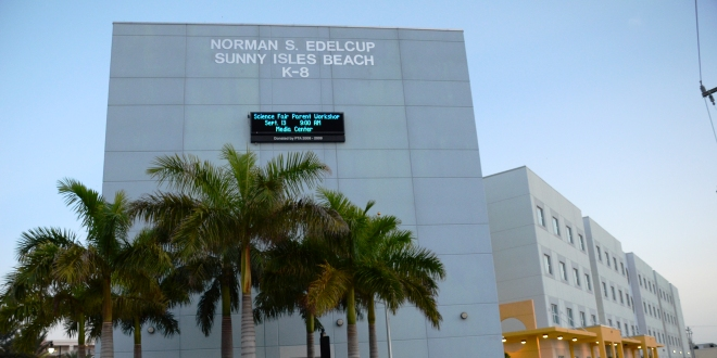 Norman S. Edelcup Sunny Isles Beach K-8 School
