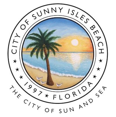 Official Sunny Isles Beach City Seal
