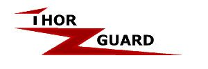This is the logo for Thorguard.