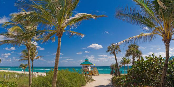 Beach Access City Of Sunny Isles Beach
