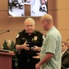 SIBPD Officer Receives Life Saving Medal for Rescue While Off-Duty