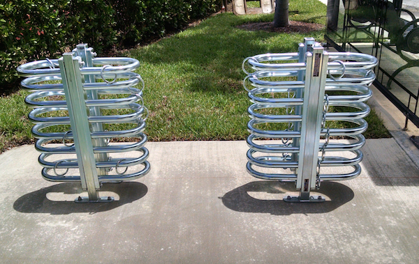 New Skateboard Racks For The New School Year City Of