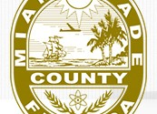 Miami-Dade County District banner.