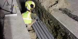 Utility Line Undergrounding Capital Project.