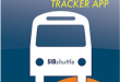 The logo for the SIBshuttle app.