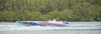 Inaugural SIB Offshore Power Boat Race