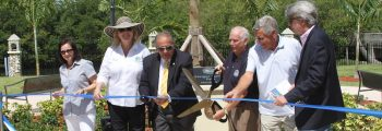 Intracoastal Park Opening