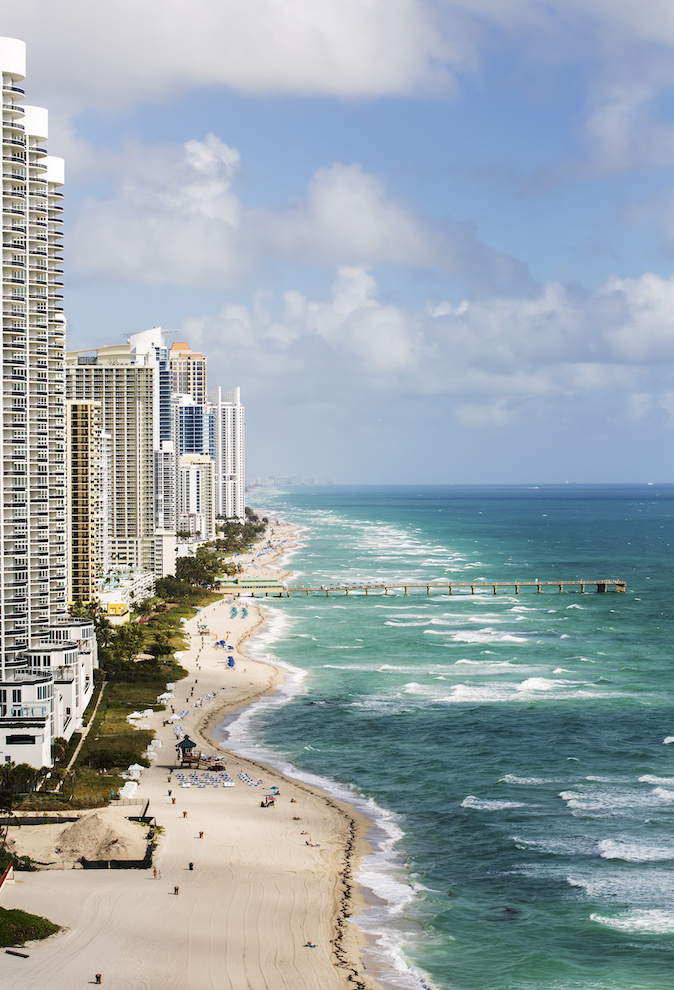 Released By South Florida Paing And Forum Publishing Group A Tribune Company Almost One Million Vacationers Visit Sunny Isles Beach Annually To