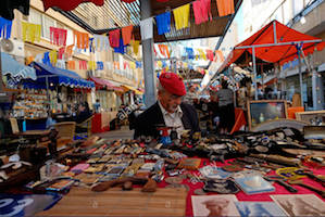 market in netanya