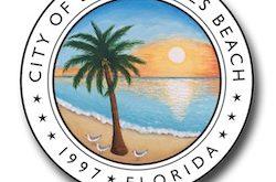 Sunny Isles Beach City Seal Logo