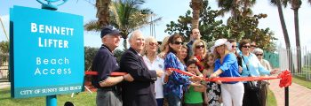 Bennett Lifter Beach Access Dedication