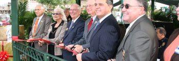 Town Center Park Opens