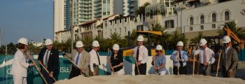 Gateway Park Groundbreaking Ceremony
