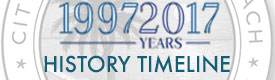 Link to 20th Anniversary History Timeline.