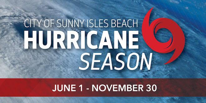 Hurricane Season. June 1 - November 30
