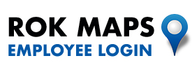 Link to Rok Maps Employee Login Page