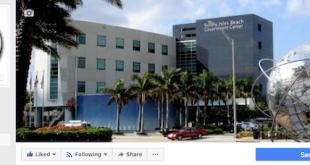 City of Sunny Isles Beach's Facebook Profile.