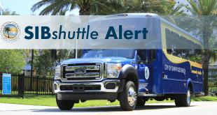 SIBshuttle alert