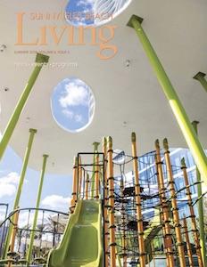 Sunny Isles Beach Living Summer 2018 Cover