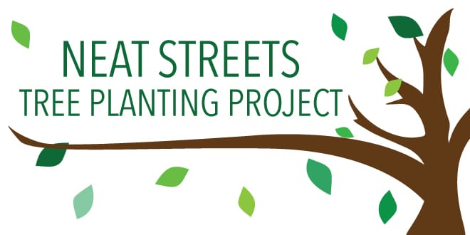 Neat Streets Tree Planting Project