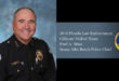 Florida Department of Law Enforcement Hall of Fame Sunny Isles Beach Police Chief Fred A. Maas