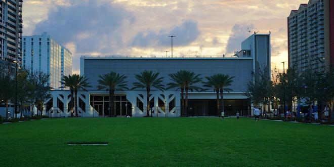 Gateway Park facility