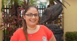 Kathy Fernandez, Sunny Isles Beach Media Manager.