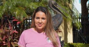Pelican Community Park Community Services Manager, Norelli Liguori.