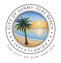 City of Sunny Isles Beach Seal