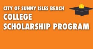City of Sunny Isles Beach College Scholarship Program