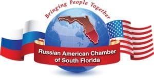 Russian American Chamber of South Florida logo
