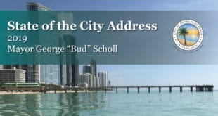 "State of the City Address 2019 - Mayor George ""Bud"" Scholl"