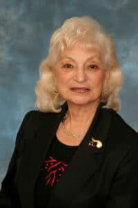 Former Commissioner Roslyn Brezin