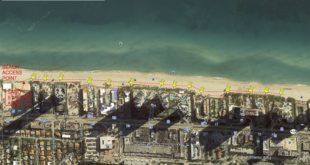 MOT plans for Ritz Sand Beach Renourishment Project