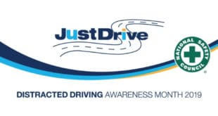 Just Drive: Distracted Driving Awareness Month 2019