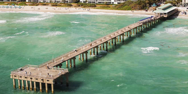 Newport Fishing Pier City Of Sunny Isles Beach