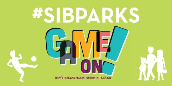 #SIBParks Game On!
