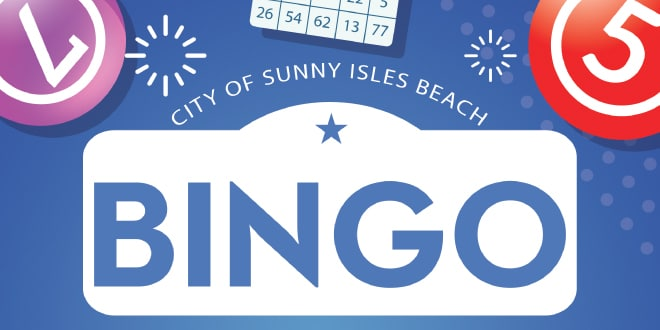 City of Sunny Isles Beach Bingo
