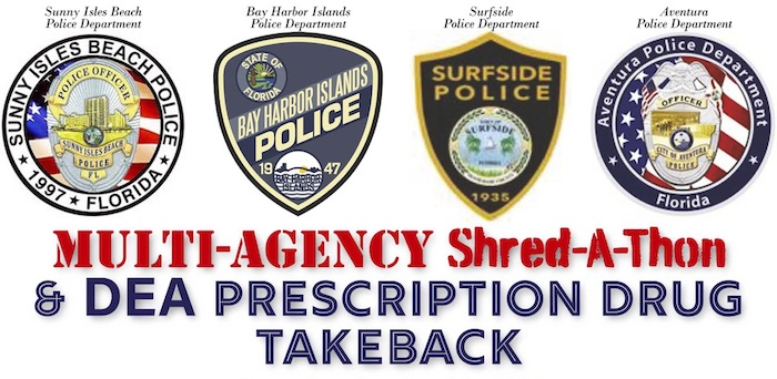 Multi-Agency Shred-A-Thon & DEA Prescription Drug Take-Back