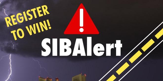 SIBAlert Contest: Register To Win