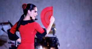 Hispanic Heritage Celebration - flamenco dancer