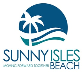 Sunny Isles Beach Planning & Zoning Department logo: Moving Forward Together