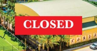 Pelican Community Park Gymnasium Closed