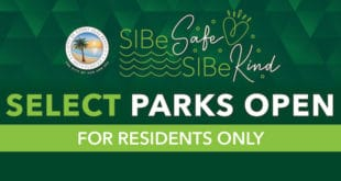 Select Parks Open for Residents Only