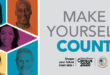 Make Yourself Count: 2020 Census