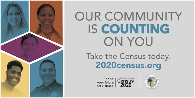 Our community is counting on you. Take the Census today. 2020census.org