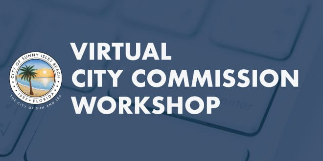 Virtual City Commission Workshop
