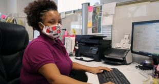 Code Compliance Employee Provides City Services