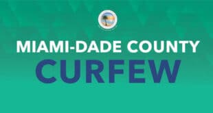 Miami-Dade County Curfew